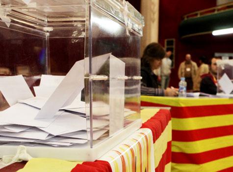 El PRE ante las elecciones del 21 de Diciembre