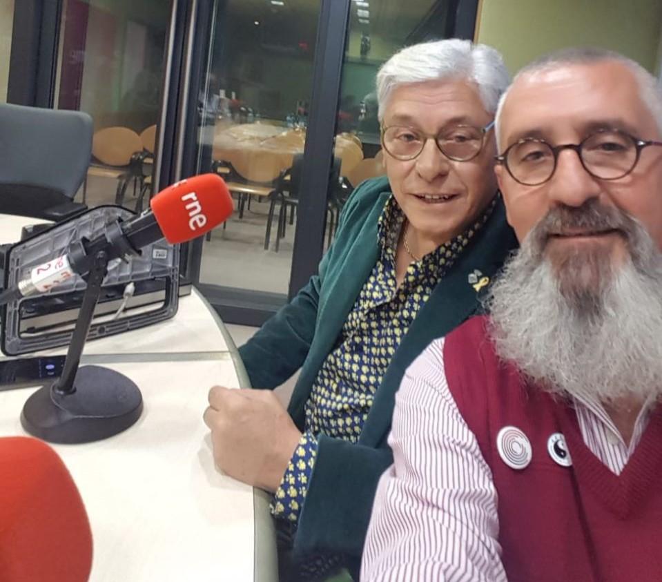 El regidor del PRE a Montgat, Gabriel Salguero, participa en un debat sobre la legislatura a RNE-4